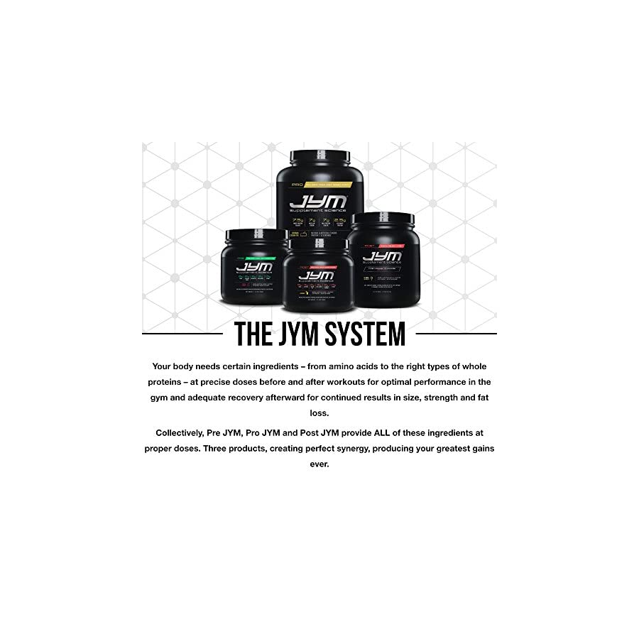 JYM Supplement Science, Pre JYM Pre Workout Powder, Refreshing Melon
