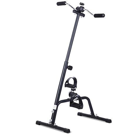 ZJDU Ejercitador De Pedal Portátil - Bicicleta Estática ...