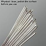 KYMY Aluminum Welding Rods,30-Pack 10in