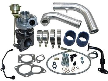 cxracing-td05 Big 16 G Turbo Turbocompresor W/2 g Turbo instalar kit: Amazon.es: Coche y moto