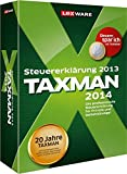 Lexware Taxman Steuererklärung 2014 (Steuerjahr 2013)