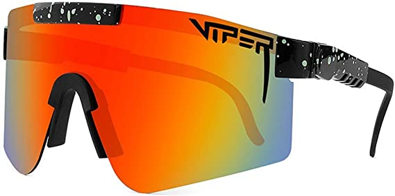 Pit-viper Sunglasses Outdoor Cycling Glasses,Polarized Sunglasses,Outdoor Windproof Glasses for Women and Men