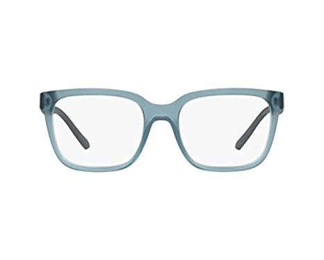 06758f763aa Amazon.com  Burberry Men s BE2262 Eyeglasses Matte Blue 55mm  Clothing