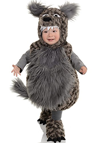 Underwraps Toddler Wolf Costume]()