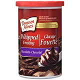 Duncan Hines Whipped Frosting, Chocolate, 459g