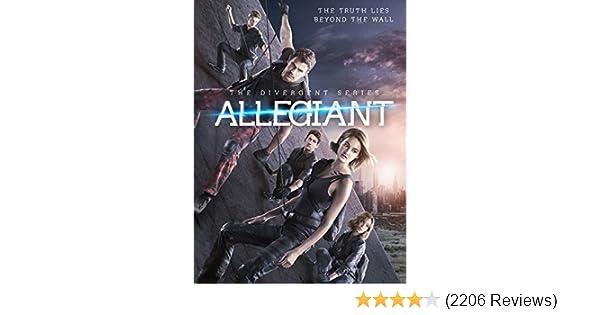 Amazon com: Watch The Divergent Series: Allegiant | Prime Video