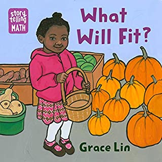 Book Cover: What Will Fit?