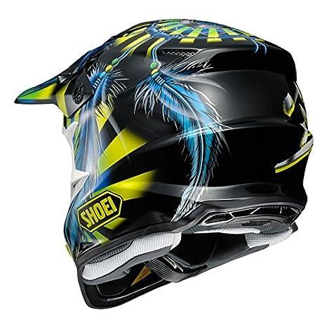 Amazon.com: Shoei Grant 2 VFX-W Off-Road/Dirt Bike Motorcycle ...