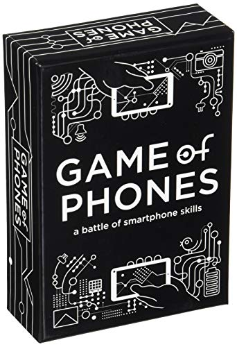 Breaking Games Game of Phones [A Modern Party Game]]()