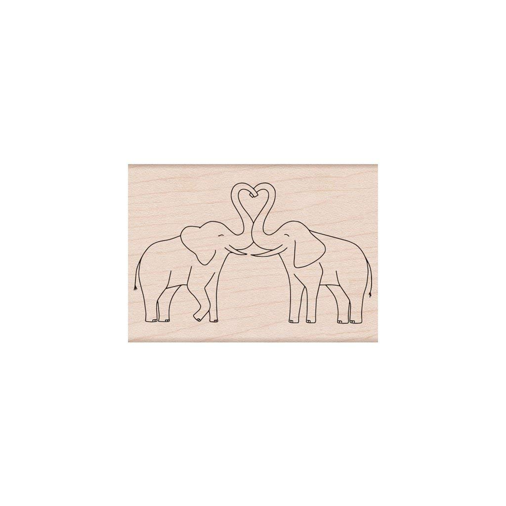 Be The Change Hero Arts G6287 Woodblock Stamps