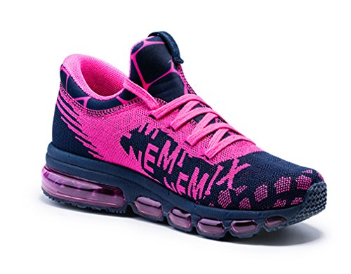 Blue Adulte Running Rose Dark ONEMIX de Chaussures Red Mixte wxY1TqfC