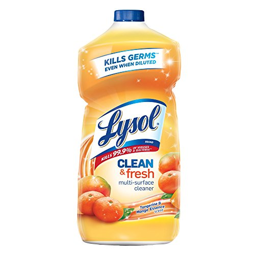 Lysol Power & Fresh Multi-Surface Cleaner, Juicy Tangerine &