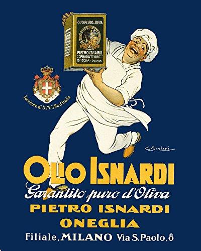 Olive Oil Olio Isnardi Cook Chef