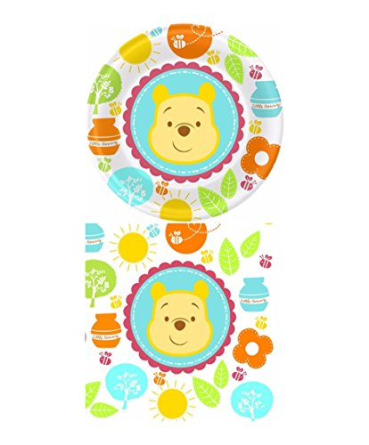 Winnie the Pooh Little Hunny Luncheon Party Pack -