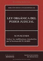 Ley Orgánica Del Poder Judicial (Edición