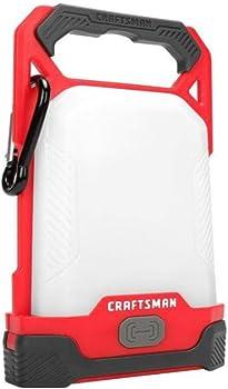 CRAFTSMAN Lantern Flashlight 150-Lumen LED Camping Lantern