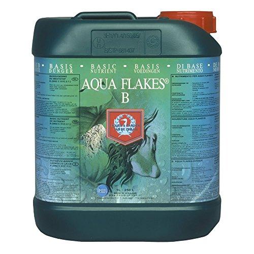 HGAFB05L de Aqua Flakes B Fertilizante, 5 L