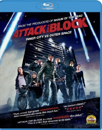 Attack the Block [Blu-ray] by Sony Pictures Home Entertainment