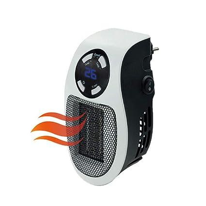 Mini Calentador De Aire Calefactores De Cerámica Hogar Calefacción Central Portátil Eléctrico Portable Ventilador Caliente Gas