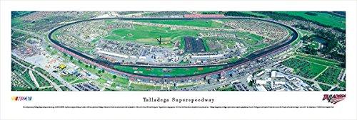 Talladega Superspeedway - Blakeway Panoramas Unframed NASCAR (Talladega Nascar Race)