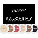 Colourpop #Alchemy Jaime King X Colourpop (# Alchemy - Set)