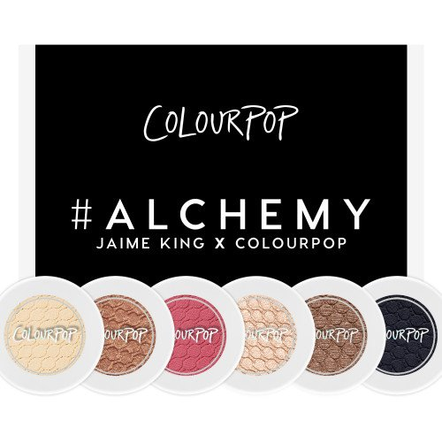 Colourpop #Alchemy Jaime King X Colourpop (# Alchemy - Set) by Colourpop