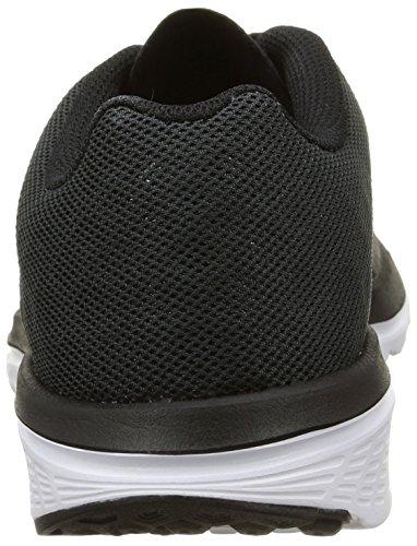 Nike Wmns Fs Lite Run 3 - Zapatillas de running de Material Sintético para mujer Varios Colores Negro (Anthracite / White-Black)