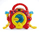 Little Virtuoso Red Sing Along CD Player by Little Virtuoso