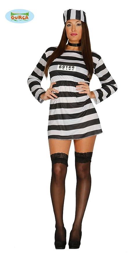 1a6323bfa Guirca 80196 - Prisionera Adulta Talla L 42-44  Amazon.es  Juguetes ...