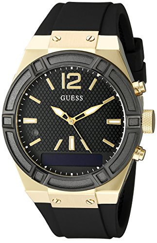 GUESS Womens CONNECT Smartwatch with Amazon Alexa and ...