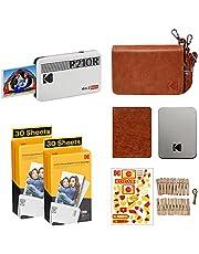 Kodak Mini 2 Retro Portable Printer - Social Media Photo Instant Printer – Premium App Compatible with iOS & Android – Wireless Connection – 2 x 3-inch Real Photo - 4PASS Technology