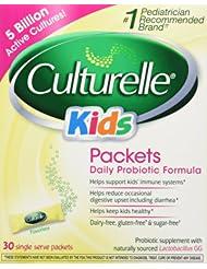 美亚:Culturelle Kids 儿童益生菌咀嚼片,30片,原价$36.09,现点击coupon后仅售$15.48,