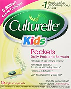 Culturelle Probiotics for Kids Packets, 30 Count