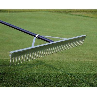 Landscape Rake (Midwest 10036 Aluminum Landscape Rake, 36-Inch)