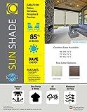 Radiance 0371672 Cordless Exterior Solar Shade