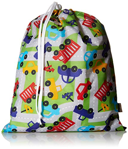 Kushies Wet Pacifier Pouch Print