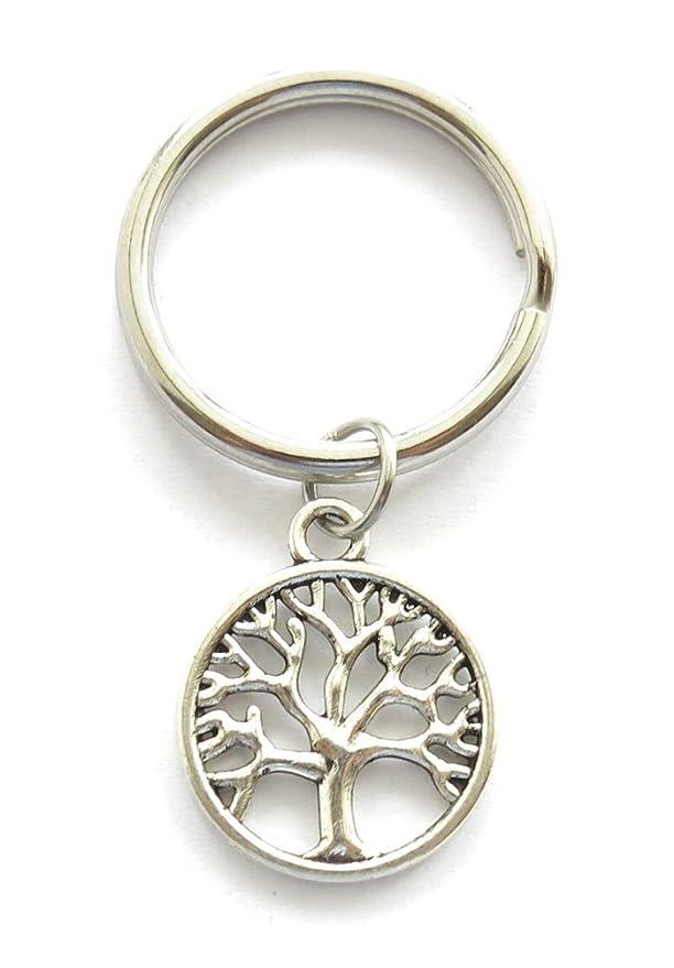 Amazon.com: Árbol de la vida llavero Árbol de Vida Clave ...