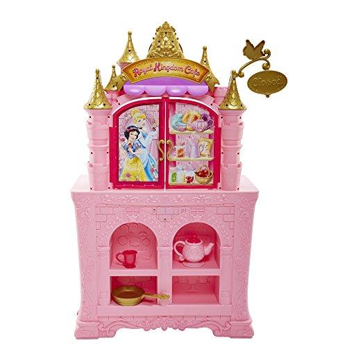Kitchen Set Royal: Disney Princess Royal 2-Sided Kitchen & Caf