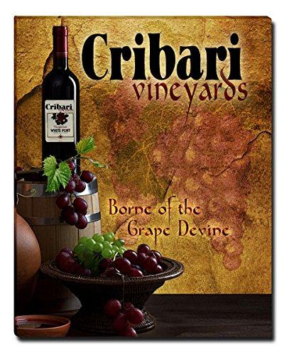 Cribari Wine - 1