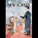 The New Yorker, October 15th 2012 (Nadya Labi, Ariel Levy, Hendrik Hertzberg) | Nadya Labi,Ariel Levy,Hendrik Hertzberg