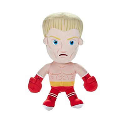 "Retro Styler Rocky Ivan Drago Character 12"" Plush Toy: Toys & Games"