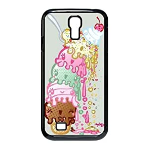 ice cream Custom Hard Back Cover Case for Samsung Galaxy S4 I9500 by Nickcase