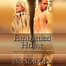 Embattled Home Audiobook by J. M. Madden Narrated by Eric G. Dove