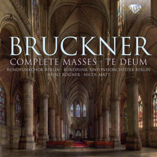 Bruckner: Complete Masses - Te Deum (Te Deum)