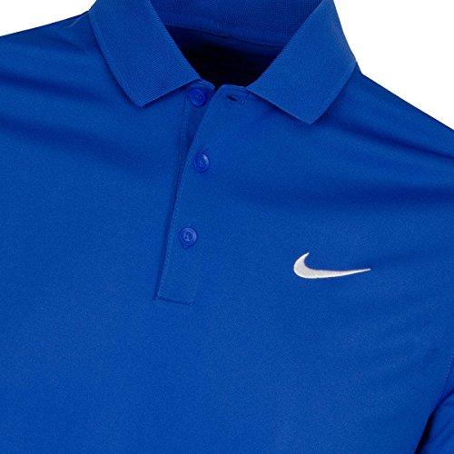 bleu Solid nbsp;– Victory Nike blanc match Polo roi Bleu nbsp;Polo LC B5Fa0Fqw