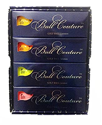 Birdie Babe Logo Ball Couture Womens Golf Balls 1 Dozen