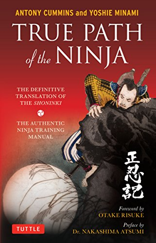 Amazon true path of the ninja the definitive translation of true path of the ninja the definitive translation of the shoninki an authentic ninja fandeluxe Image collections