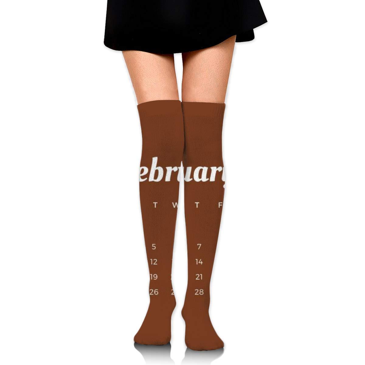 Kjaoi Girl Skirt Socks Uniform February 2019 Women Tube Socks Compression Socks