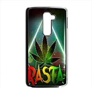 Rasta Case Cover For LG G2 Case