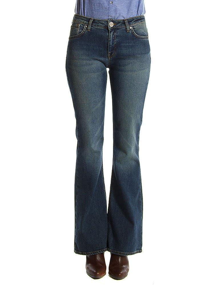 Carrera Jeans - Jeans 752 para Mujer, de Campana, Ajuste Regular, Cintura Normal
